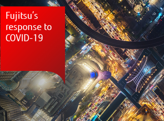 COVID-19 response: Fujitsu