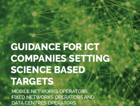 Guidance on Setting SBTs for ICT companies