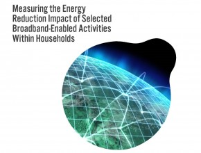 Measuring the energy reduction impact of selected broadband-enabled activities within households