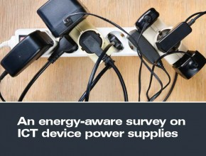 An energy-aware survey of ICT device power supplies