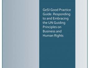 GeSI UN Guiding Principles Good Practice Guide 2017