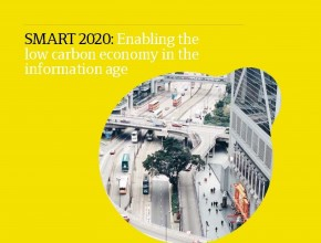 SMART 2020 Enabling the low-carbon economy in the information age