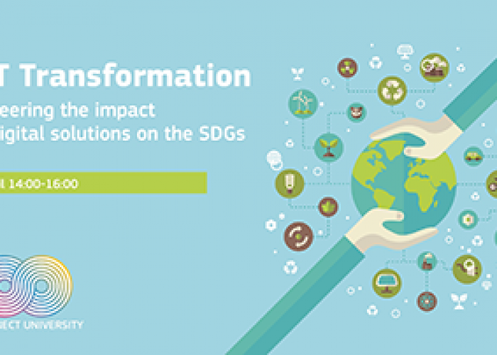 ICT Transformation – Steering the impact of digital solutions on the SDGs